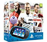 Sony PlayStation Vita WiFi Console with FIFA Football Voucher and 4GB Memory Card (PlayStation Vita)