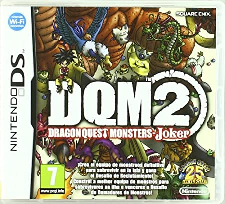 Nds Dragon Quest Monsters: Joker 2
