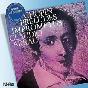 Chopin : Préludes, Impromptus