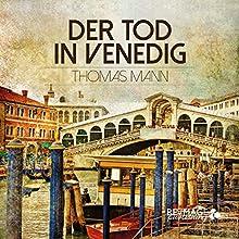 Der Tod in Venedig Hörbuch von Thomas Mann Gesprochen von: Heidi Hornbostel