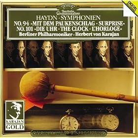 "Haydn: Symphonies Nos.94 ""Surprise"" & 101 ""The Clock"""