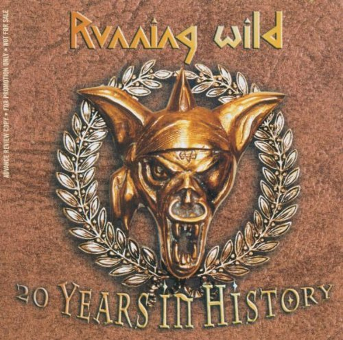 20 Years in History by Running Wild (2003-08-02)