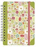 Moses 80590 Paper Flowers Spring and Summer Garden Notebook