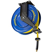 GOODYEAR by Michigan Industrial Tools 46741 1/2-Inch by 50-Feet Retractable Air Hose Reel