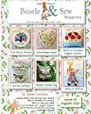 Helen Dickson Bustle & Sew Magazine August 2014: Issue 43