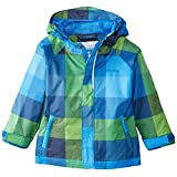 Columbia Little Boys' Toddler Fast and Curious Rain Jacket