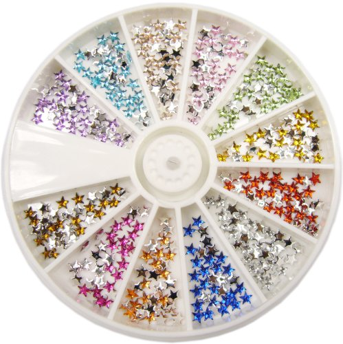 Moyou Rhinestone - 1200 with 12 ...