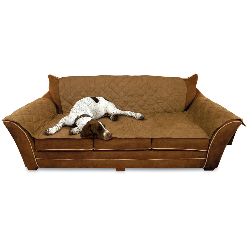 Top 10 Best Pet Couch Covers That Stay In Place   Couch Covers For Dogs  Reviews