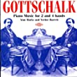 Gottschalk - Piano Music for 2 & 4 Hands by Nimbus