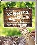 Der kleine Schnitz-Workshop - Gesicht...
