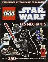 Lego Star Wars, le Livre Stickers : les Méchants