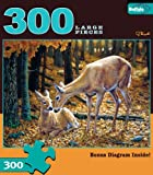 Large Size Wildlife 300 Pieces Autumn Innocence Jigsaw Puzzle