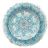 Turkceramics Pearl Plate (25cm)