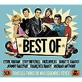 Best of Johnny Hallyday - Sylvie Vartan - Richard Anthony - Dick Rivers - Françoise Hardy - Brigitte Bardot - Eddy Mitchell