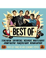 Best of Johnny Hallyday - Sylvie Vartan - Richard Anthony - Dick Rivers - Françoise Hardy - Brigitte Bardot - Eddy Mitchell