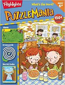 what s the word puzzlemania highlights for children will shortz s mind ...