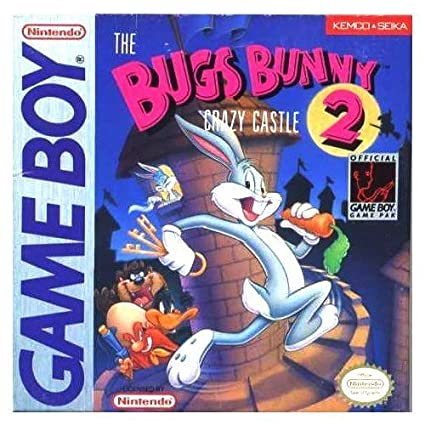 Bunny Castle uk Bugs Bunny Crazy Castle 2