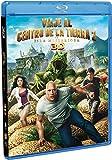 Viaje Al Centro De La Tierra 2: La Isla Misteriosa (BD + BD3D + Copia Digital) [Blu-ray]
