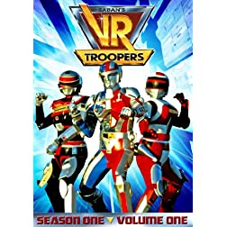VR Troopers: Season One, Vol.1