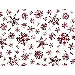 Seidenpapier Schneeflocke (12 Blatt)