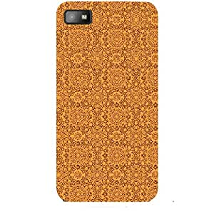 Skin4gadgets TRIBAL PATTERN 21 Phone Skin for Z10