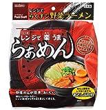 レンジでらくチン 野菜ラーメン PS-G682