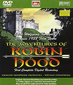 Adventures of Robin Hood [DVD-AUDIO]