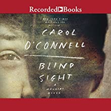 Blind Sight Audiobook by Carol O'Connell Narrated by Barbara Rosenblat