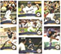 MEGA SET - 30 Cards of the 2011 Milwaukee Brewers - Complete Topps Series 1 & 2 & Update (Series 3) / Including Ryan Braun, Prince Fielder, Richie Weeks & More!
