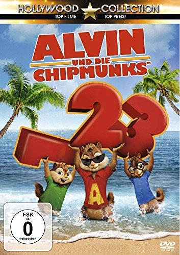 Alvin und die Chipmunks - Teil 1-3 [3 DVDs] hier kaufen