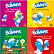 Mini-B�cher Die Schl�mpfe 1-4 (4er Set)