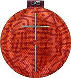Ultimate Ears アルティメットイヤーズ UE ROLL ワイヤレスBluetoothスピーカー(SRIRACHA オレンジ)WS600OR 国内正規品