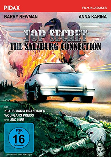 Top Secret - The Salzburg Connection / Packender Thriller mit Starbesetzung (Pidax Film-Klassiker)