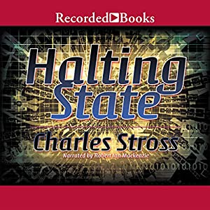 Halting State Audiobook