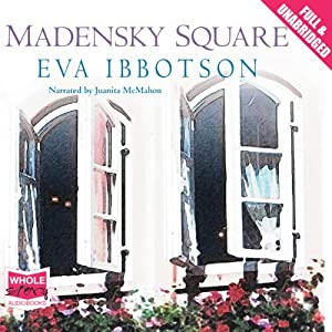 Madensky Square Audiobook