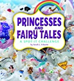 img - for Princesses and Fairy Tales: A Spot-It Challenge book / textbook / text book