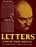 Letters From the Devil: The Lost Writing of Anton Szandor LaVey (0557431735) by Anton Szandor LaVey