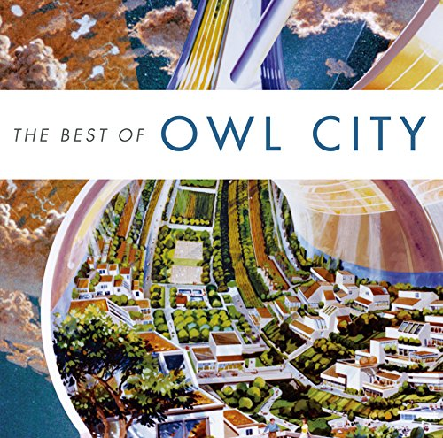 Original album cover of Best of Owl City by OWL CITY