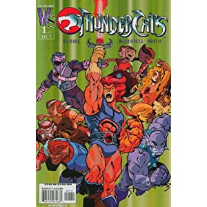 Thundercats Wildstorm on Thundercats  Wildstorm   Edition  1  Wildstorm  Amazon Com  Books