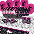 Kit de f�te d'anniversaire Monster High pour 8