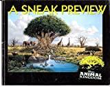 img - for Disney's Animal Kingdom: A Sneak Preview by Malmberg, Melody (1997) Paperback book / textbook / text book