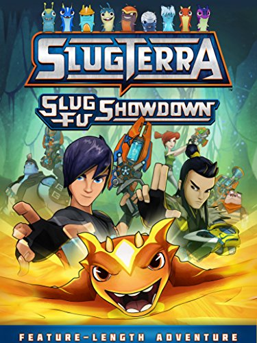 Slugterra- Slug Fu Showdown