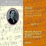Martin Roscoe The Romantic Piano Concerto, Vol. 20 Brüll
