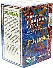 Yerba Mate - Energizing Herbal Tea Flora Inc 16 Bag