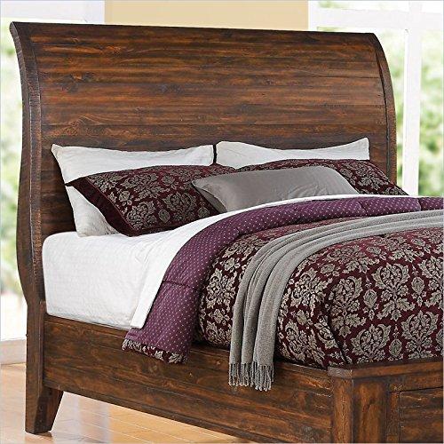 Antique Queen Bed Frame