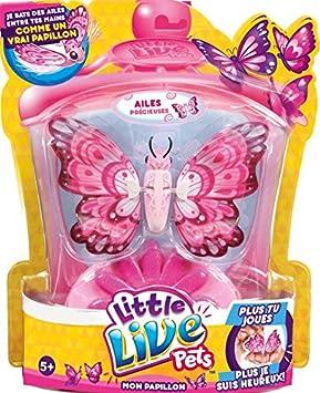 Little Live Pets : Papillons - Ailes Précieuses (Version Française)