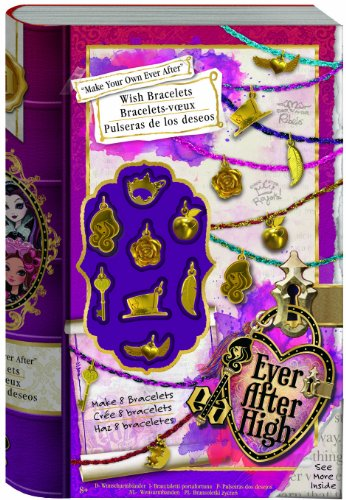 Fashion Angels Ever After High Wish Bracelet Kit - 1