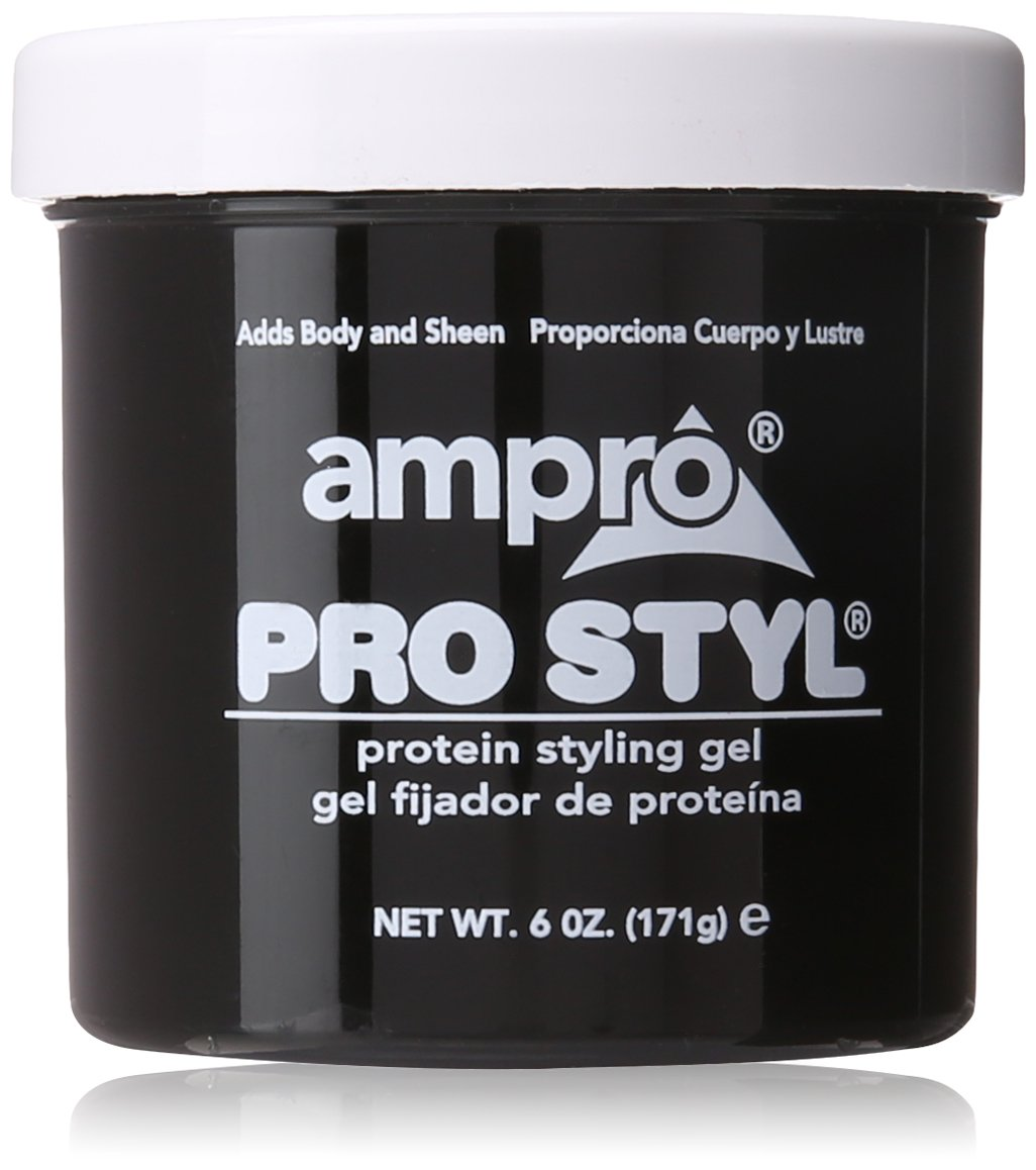 AMPRO STYLING GEL PROTEIN 6 Z(Pack of1)