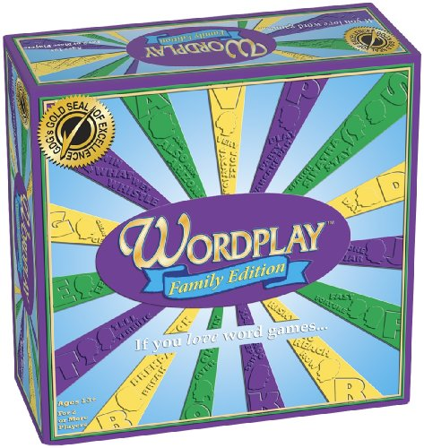 Wordplay Board Game (Word Board Games For Adults compare prices)
