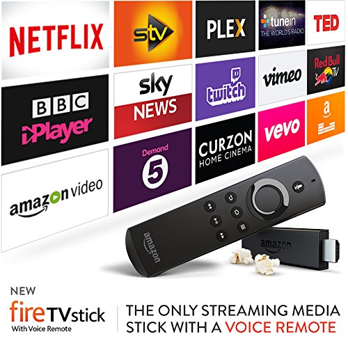 New - Fire TV Stick with Voice Remote